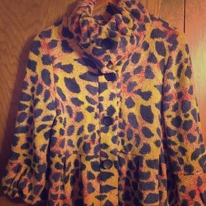 Dame, Inc Silk Lined Jacket